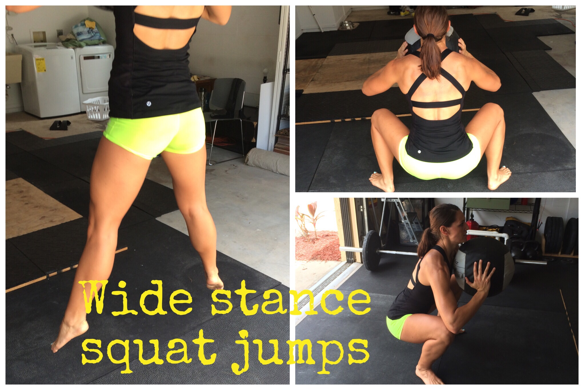 Home Glute Workout | a health & fitness blog